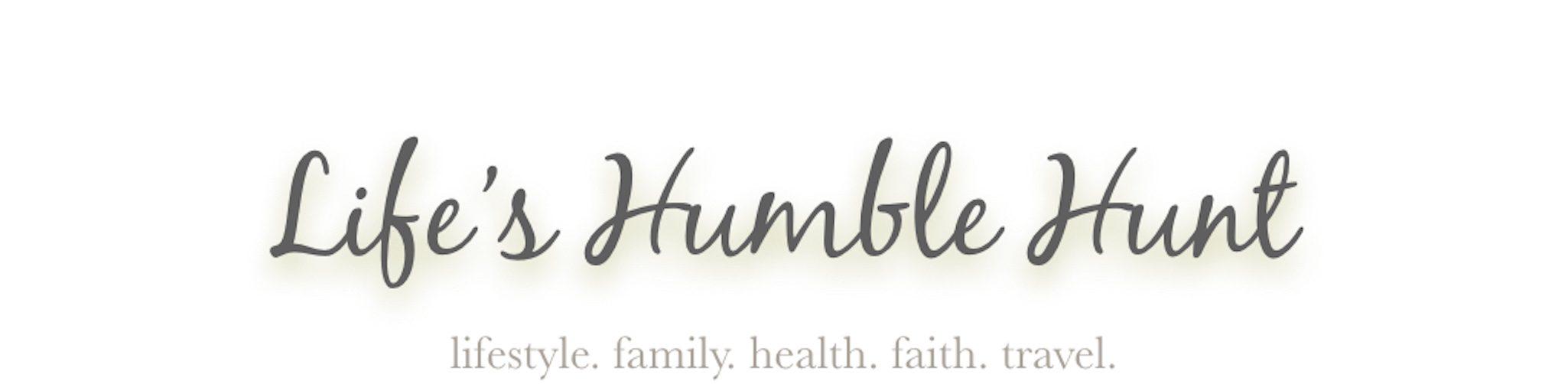 Life's Humble Hunt