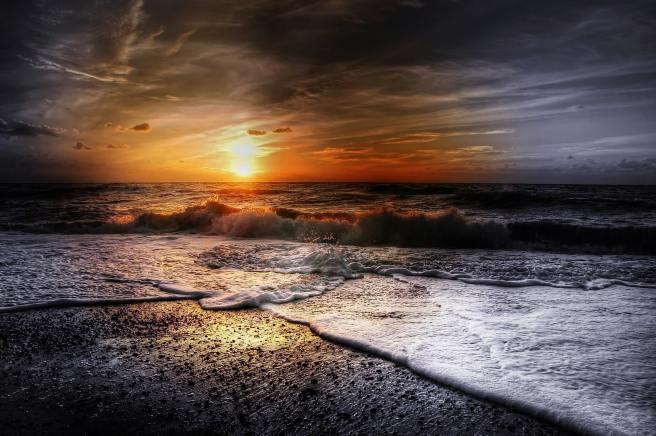 beach-clouds-coast-533989